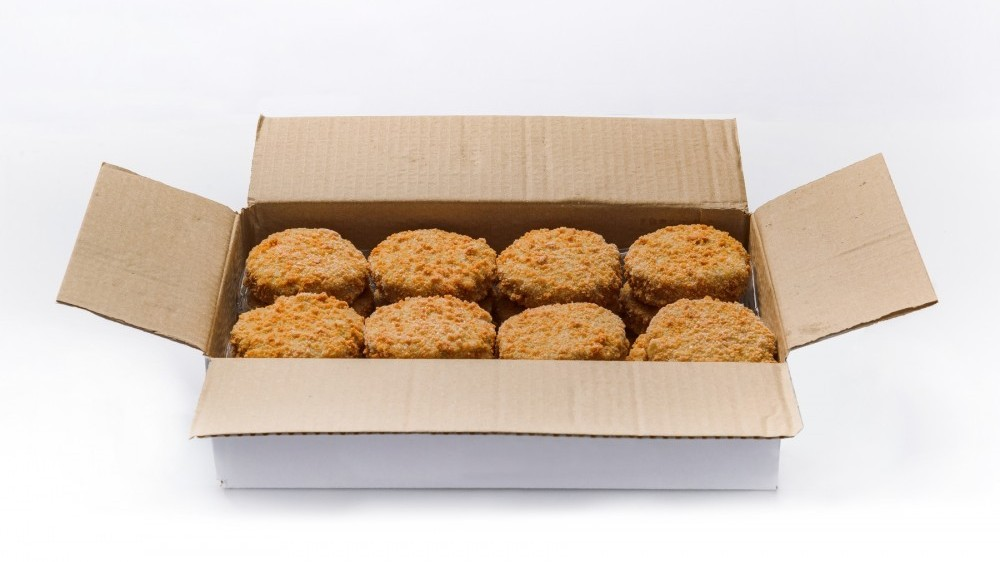 Frozen fishcakes are available in various sizes and flavours