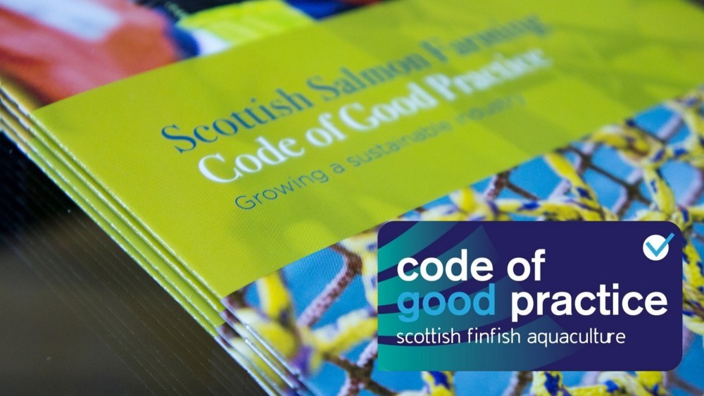 All our Scottish suppliers must adhere to this code