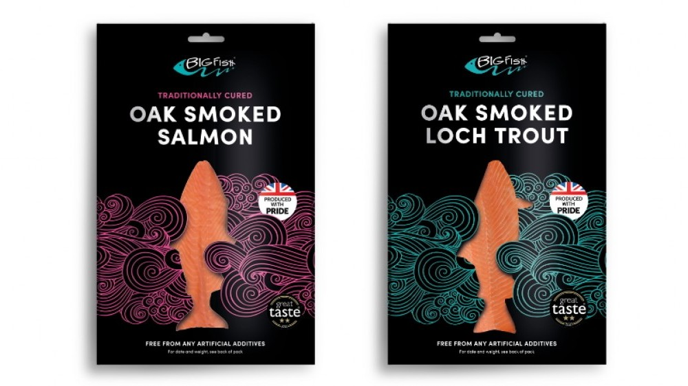 Award winning Tradiitonally Smoked Trout and Smoked Salmon