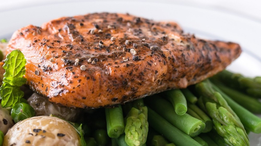 Our signature marinaded and flavoured salmon fillets