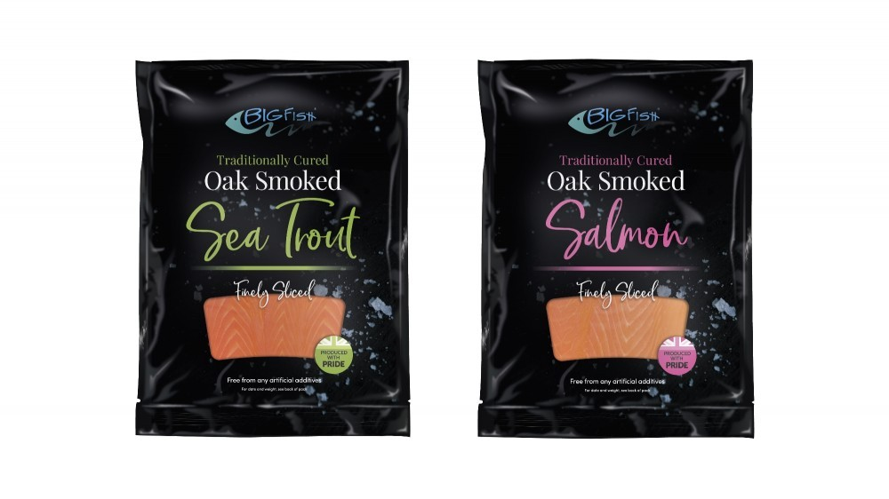 Our Tradiitonally Smoked Trout and Smoked Salmon