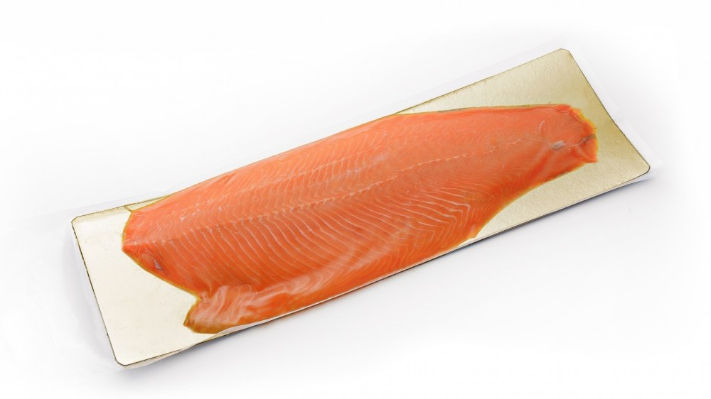 Smoked Sea Trout is a delicious alternative to Salmon