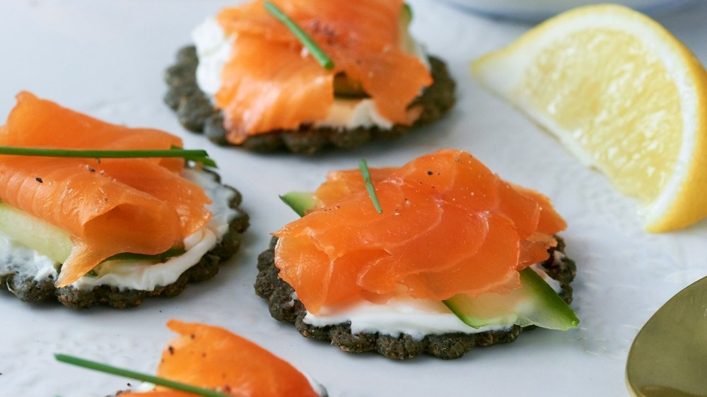 Smoked trout is a delicious alternative to salmon