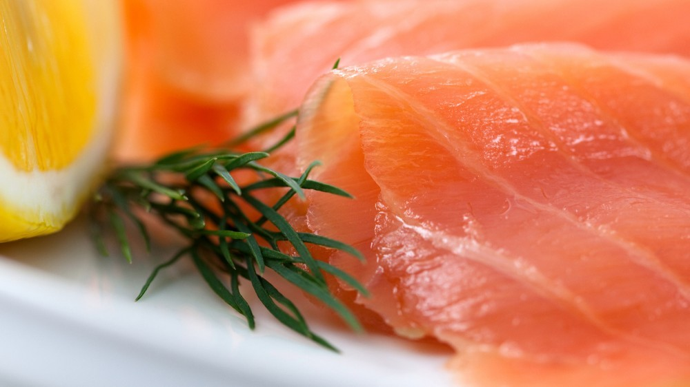 We produce our own fine smoked salmon
