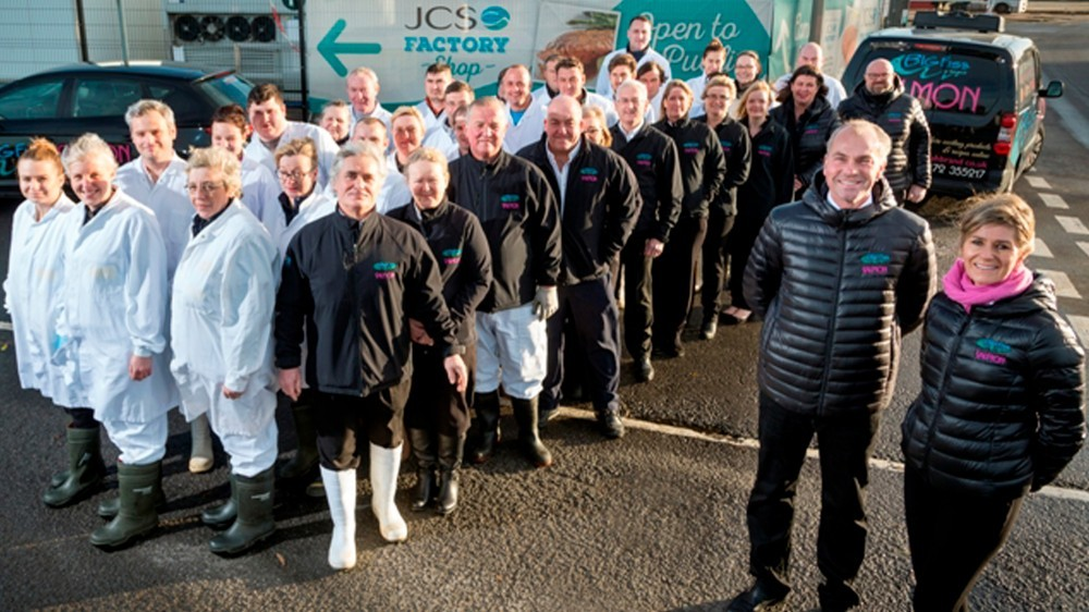 The JCS Fish team